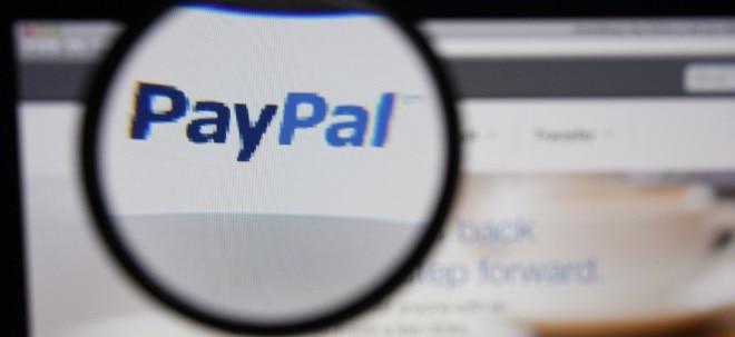 Neue Technologie: PayPal meldet Patent an: Schnelle Transaktionen für Bitcoin & Co.? | Nachricht | finanzen.net