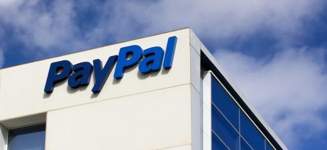 Bilanzvorlage: PayPal verdient mehr als erwartet - Ausblick schickt PayPal-Aktie abwärts | Nachricht | finanzen.net