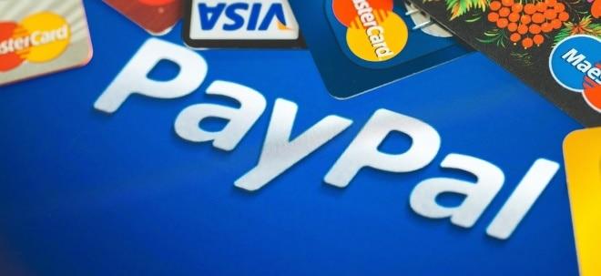 Mehr Gewinn in Sicht: Ausblick: PayPal mit Zahlen zum abgelaufenen Quartal | Nachricht | finanzen.net