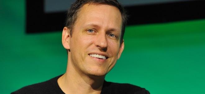 Der nächste Boommarkt?: Von wegen Cannabis: Peter Thiel setzt auf Magic Mushrooms