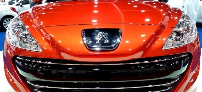 Euro am Sonntag: PSA Peugeot Citroën: Wieder im Rennen | Nachricht | finanzen.net