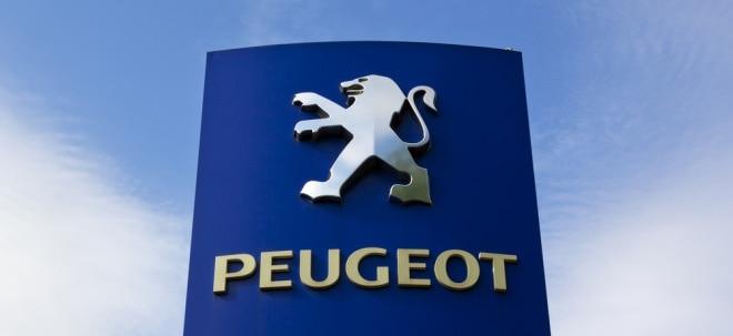 Absatzminus: PSA-Aktie dreht ins Minus: Absatz bei Opel-Mutter PSAbricht um zehn Prozent ein | Nachricht | finanzen.net