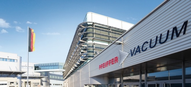 Ergebnisrückgang erwartet: Ausblick: Pfeiffer Vacuum zieht Bilanz zum abgelaufenen Quartal | Nachricht | finanzen.net
