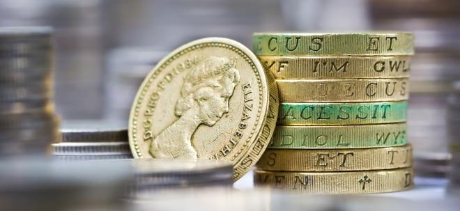 Briten verschärfen Ton: Weshalb der Euro seine Gewinne abgibt - auch das Pfund fällt etwas zurück | Nachricht | finanzen.net