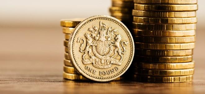 Geregelter Brexit: Analyst: Das britische Pfund wird 2020 zu einer Rally ansetzen | Nachricht | finanzen.net