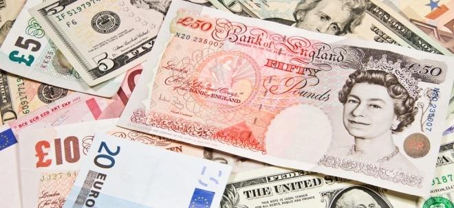 Euro am Sonntag: Britisches Pfund: Kurzfristig stark, langfristig unsicher | Nachricht | finanzen.net