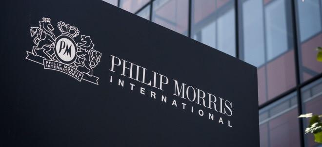 Analysten im Fokus: Erste Schätzungen: Philip Morris legt die Bilanz zum abgelaufenen Quartal vor | Nachricht | finanzen.net