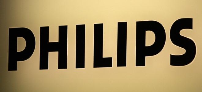 Trotz roter Zahlen: Philips überzeugt mit Medizintechnik und Auftragseingang - Aktie im Plus | Nachricht | finanzen.net