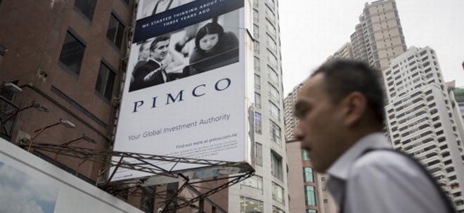 Starke Entwicklung: Pimco verdient so viel wie seit Managementwechsel nicht | Nachricht | finanzen.net