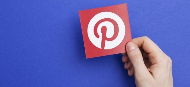 Erwartungen verfehlt: Pinterest-Aktie im Sinkflug: Pinterest reduziert Quartalsverlust deutlich - Umsatz niedriger als erwartet | Nachricht | finanzen.net