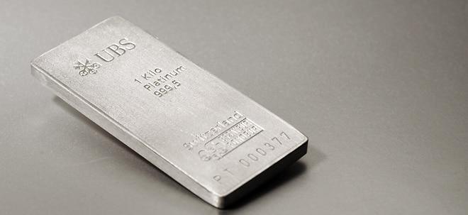 Günstiger als Gold: Platin: Übertrieben günstig | Nachricht | finanzen.net