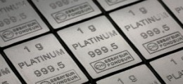 Platin und Rohöl: Platin: Charttechnische Hochspannung | Nachricht | finanzen.net