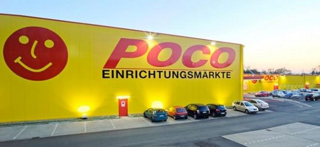 123 Einrichtungshäuser: XXXLutz kauft Steinhoff Anteil an deutscher Möbelkette Poco ab | Nachricht | finanzen.net