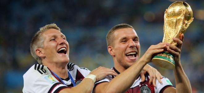 Fussball Weltmeister Wm 2014 Deutsche Nationalmannschaft