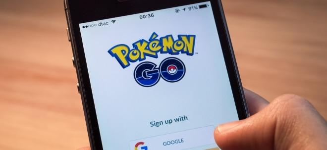 Pokéstop für 1 Dollar: Pokémon Go: So will Niantic mit einer neuen Geschäftsidee den Umsatz ankurbeln | Nachricht | finanzen.net