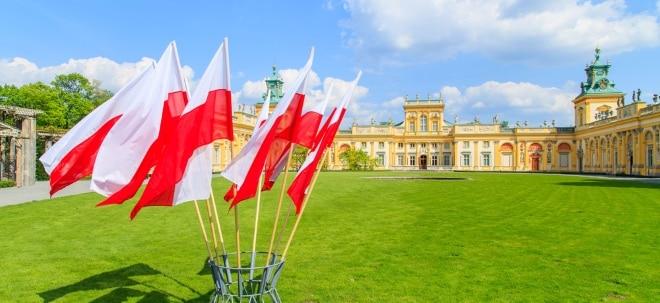 Euro am Sonntag-Anleihe-Tipp: Anleihe auf den Zloty: Rendite auf Polnisch | Nachricht | finanzen.net