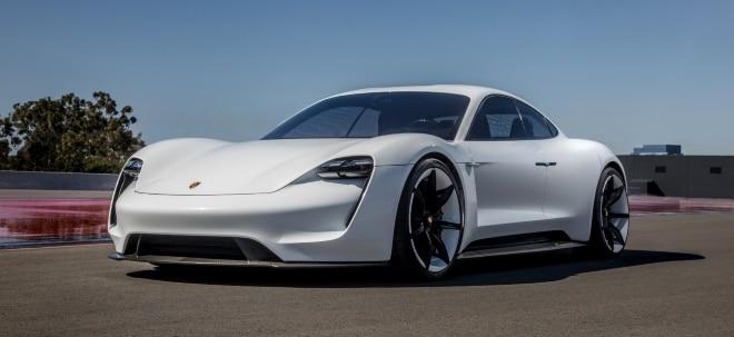Stark in China: VW-Aktie steigt: Porsche bringt deutlich mehr Autos an die Kunden | Nachricht | finanzen.net