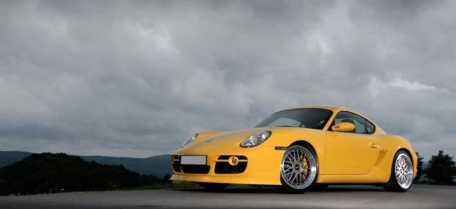 Umsatzwachstum: Hohe Kosten dämpfen Ergebnisanstieg bei Porsche   Nachricht   finanzen.net