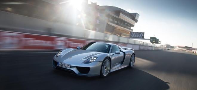 Abgasreinigung unzureichend: KBA ordnet Rückruf von rund 60.000 Porsche-Fahrzeugen an | Nachricht | finanzen.net