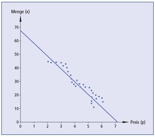 Preis-Absatz-Funktion
