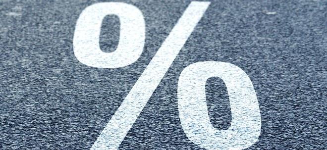 Keine Zinsen mehr: Bei 377 Banken gehen Sparer leer aus | Nachricht | finanzen.net