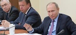 : Путин пообещал надавить на рубль