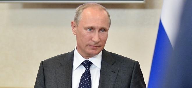 Vor Trump-Treffen: Putin hat Großteil der US-Staatsanleihen abgestoßen - War Russland schuld am Renditeanstieg?