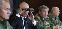 Путин: Россия обогнала весь мир в гонке вооружений