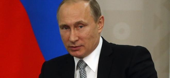 Blockchain im Visier: Kommt Russlands eigene Kryptowährung? Putin meldet Interesse an Bitcoin & Co. an | Nachricht | finanzen.net