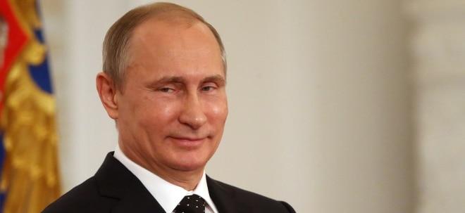 Geschätztes Vermögen: Ist Wladimir Putin der reichste Mann der Welt? | Nachricht | finanzen.net