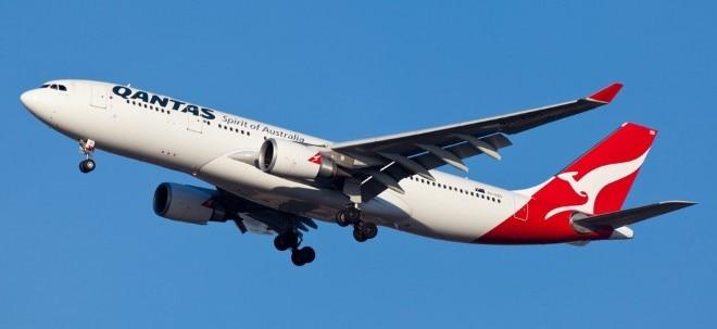 Sicherheit im Fokus: Qantas führt Impfpflicht für Beschäftigte ein   Nachricht   finanzen.net