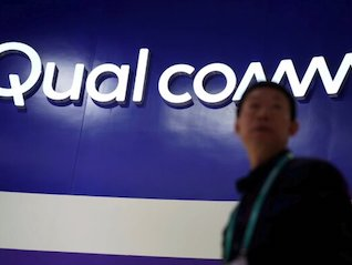 : Qualcomm slumps on Huawei ban as the tech Cold War with China heats up (QCOM)