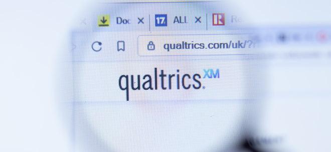 Umsatzentwicklung im Fokus: Qualtrics-Aktie +25%: Analysten loben Prognose von SAP-Tochter Qualtrics | Nachricht | finanzen.net