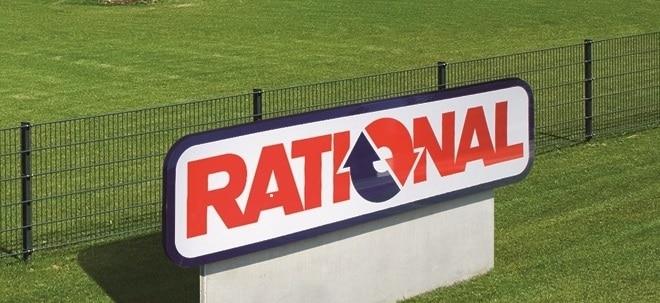 Sparprogramm auferlegt: RATIONAL-Aktie tiefer: RATIONAL kürzt Dividendenvorschlag
