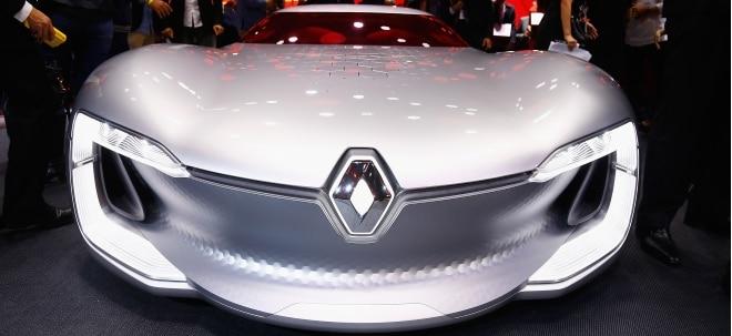 Renault bestätigt Beratungen über neue Allianz mit Nissan | Nachricht | finanzen.net