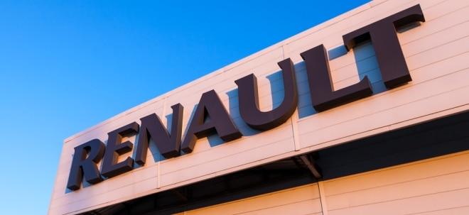 In Milliardenhöhe: Renault will staatlich garantierte Kredite in Anspruch nehmen | Nachricht | finanzen.net