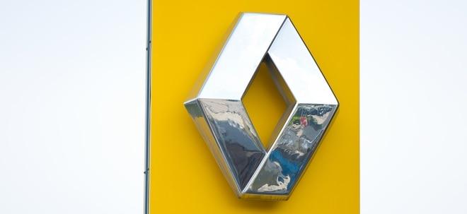 Ausgangsbeschränkungen: Renault verschiebt wegen Corona-Krise Hauptversammlung | Nachricht | finanzen.net