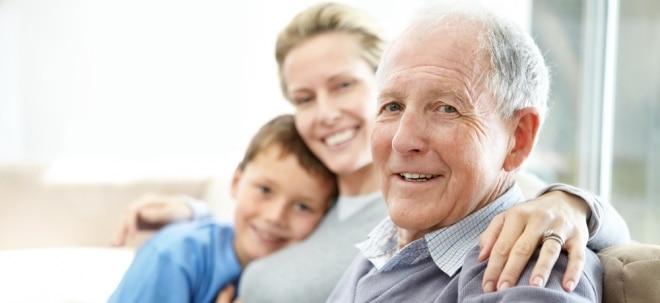 Aktien im Alter: Geldanlage für Rentner: Mit Sicherheit zur Rendite im Ruhestand | Nachricht | finanzen.net