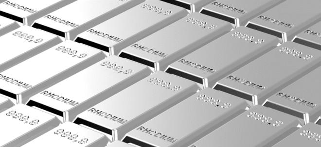 Das teuerste Edelmetall: Rhodium: Wie Anleger auf das Comeback der Automobilbranche setzen | Nachricht | finanzen.net