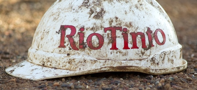 Solide Zahlen: Rio Tinto profitiert von höheren Preisen für Eisenerz - Aktie trotzdem leichter | Nachricht | finanzen.net