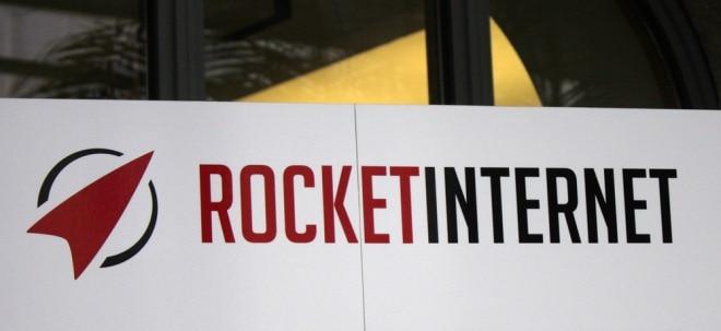 Kursrakete rückwärts bei Rocket Internet-Aktie - 'Management sitzt auf Geld'