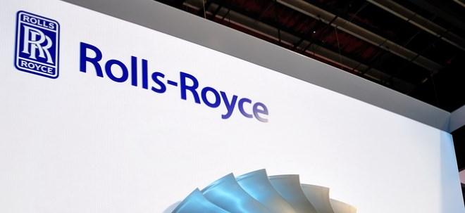 Kapitalerhöhung?: Rolls-Royce sieht Erholungs-Anzeichen - Aktie verliert deutlich | Nachricht | finanzen.net