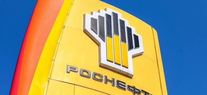 Kräftiges Umsatzwachstum: Höherer Ölpreis verhilft russischer Rosneft zu Gewinnsprung | Nachricht | finanzen.net