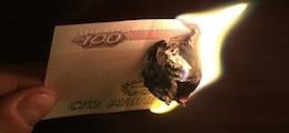 Девальвация ужеидет: каксгорят деньги россиян