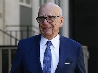 : Rupert Murdoch laid out his vision of TV's future after the Disney-Fox deal, and it raises a lot of questions