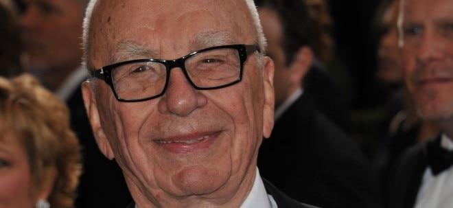 Dissens über Inhalte: Sohn von Medienmogul Murdoch verlässt News Corp-Vorstand | Nachricht | finanzen.net