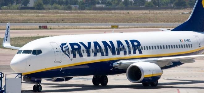 Gewinneinbruch: Brexit und Preiskampf zehren an Ryanair-Gewinn - Aktie dreht ins Minus | Nachricht | finanzen.net