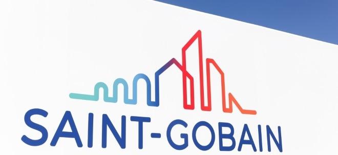 Ausblick bestätigt: Saint-Gobain steigert Umsatz | Nachricht | finanzen.net
