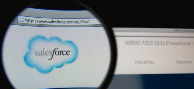 Übernahme in Sicht?: SAP-Rivale Salesforce.com angeblich an israelischer Firma interessiert | Nachricht | finanzen.net