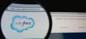Trading Idee: Trading Idee Salesforce.com: Starker Ausblick